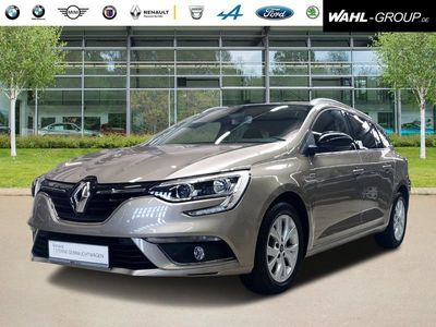 gebraucht Renault Mégane Grand Tour Limited Deluxe TCe140 Limited