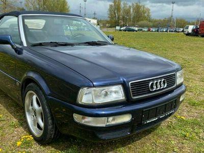 gebraucht Audi Cabriolet 2.6 Automatik