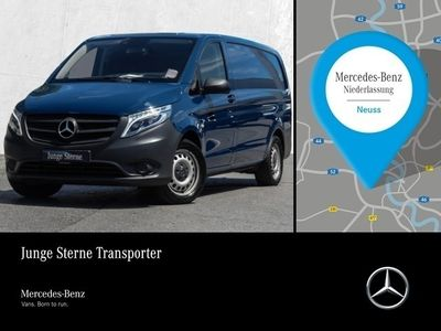 gebraucht Mercedes Vito 119 BlueTEC Kasten Lang