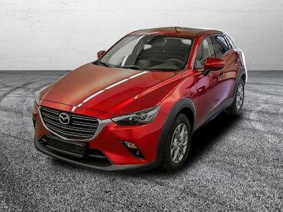 gebraucht Mazda CX-3 SKYACTIV-G 121 FWD Exclusive-Line ACAA Navi