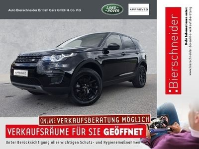gebraucht Land Rover Discovery Sport TD4 SE PANORAMA BUSINESS BLACK PACK DAB KAMERA