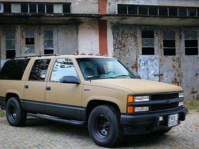 gebraucht Chevrolet C1500 Suburban GMT400 EU Modell 5.7 RWDLPG vieles neu