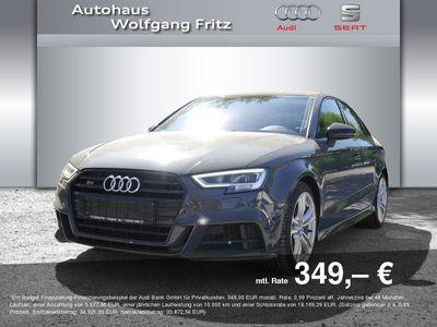 gebraucht Audi S3 Limousine 2.0 TFSI quattro NAVI LED B&O