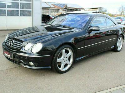 gebraucht Mercedes CL500 **AMG Paket** SoftClose_Comand_Glasdach