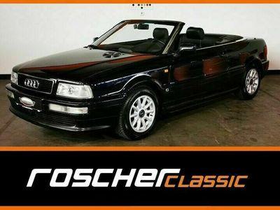 gebraucht Audi 80 Cabriolet 2.0 *Verdeck Neu*Klima*Alu*Leder* als Cabrio/Roadster in Beckum