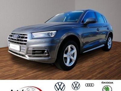 gebraucht Audi Q5 40 TDI quattro Sport NAVI/ACC/18''/SHZG/2xPDC