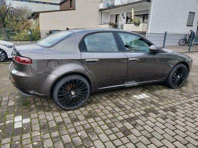 gebraucht Alfa Romeo 159 1.9 JTS als Limousine in Sandhausen