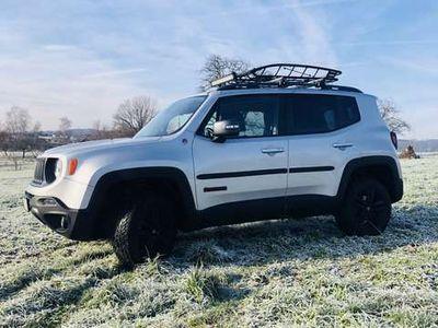 gebraucht Jeep Renegade 2.0 MultiJet Active Drive Low Automatik Trailhawk