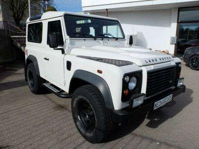 gebraucht Land Rover Defender 90 E SW*AHK*Klima*eFH*Shzg*Standheizung