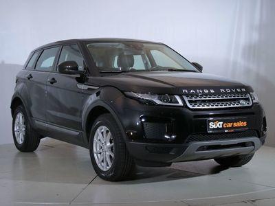 gebraucht Land Rover Range Rover evoque Evoque 2.0 TD4 NAV|Sitzhzg|PDC+RFK|Bluetooth|Eu6