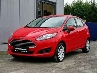 gebraucht Ford Fiesta Trend 1.0 EB Klima Audio-CD/MP3 1.Hand