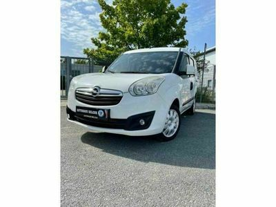 gebraucht Opel Combo Edition L1H1 *Klima*Navi*CNG*