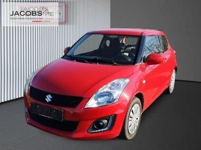 gebraucht Suzuki Swift 1.2 NZ/FZ Club Audiosystem, Klimaanlage manu