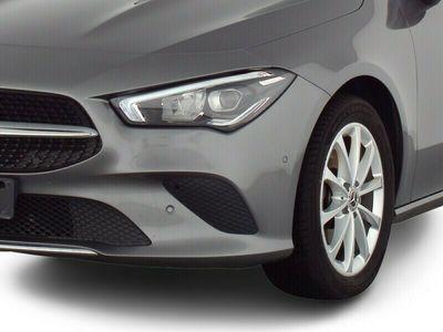 gebraucht Mercedes CLA200 CLA 200d Progressive Coupé LED/PDC