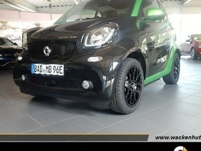 gebraucht Smart ForTwo Electric Drive coupé prime/Pano.-Dach/BC Klima