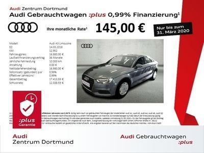 gebraucht Audi A3 A3 Limousine 1.0TFSI Xenon/SHZ/APS Xenon PDC LM