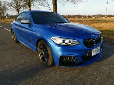 gebraucht BMW M240 Coupe Manual 420PS Pop&Bangs