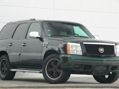 gebraucht Cadillac Escalade LPG-Autogas EGSD Multimedia Navi Leder
