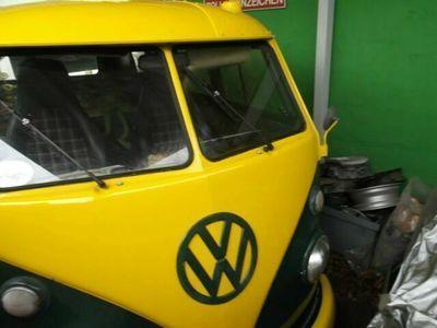 gebraucht VW T1 T1 -Bulli - deutsche Produktion - wenig km