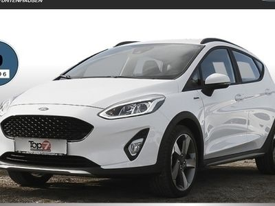 käytetty Ford Fiesta 1.0 EcoBoost Active StartStopp Bluetooth
