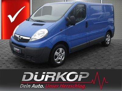 gebraucht Opel Vivaro Kast L1H1 2,7t 2.0 CDTI, AHZV, KLima