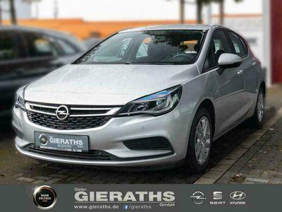 gebraucht Opel Astra 1.4 Edition Klima PDC v+h