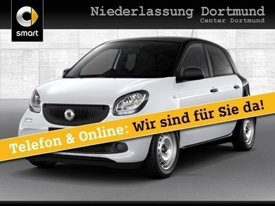 gebraucht Smart ForFour 52kW BRABUS tailor made DCT cool&Audio SHZ