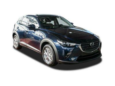 gebraucht Mazda CX-3 CX-3Exclusive-Line SKYACTIV-G 121. PDC. SHZ