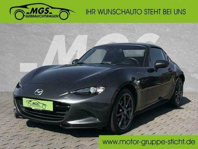 gebraucht Mazda MX5 Sports-Line RF 2.0 KAT NAVI #S&S Gebrauchtwagen, bei MGS Motor Gruppe Sticht GmbH & Co. KG