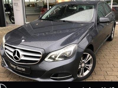 gebraucht Mercedes E250 BlueTEC 4matic Avantgarde **COMAND/ILS