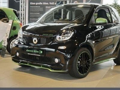 used Smart ForTwo Electric Drive coupe greenflash prime Navi LED+Sensor