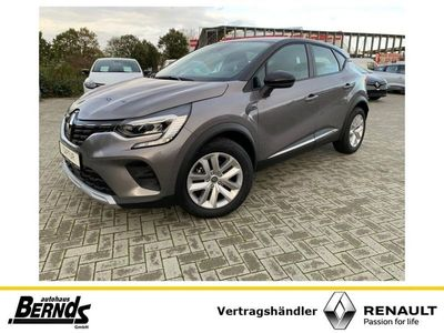 gebraucht Renault Captur TCe 100 LPG EXPERIENCE EASY LINK KLIMA