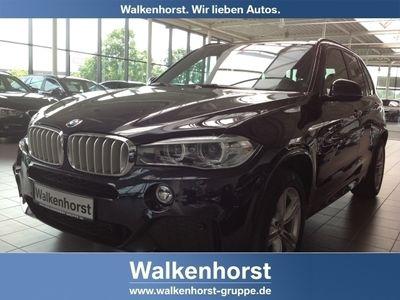 gebraucht BMW X5 xDrive40d M-Sportpaket Leder Xenon Navi Keyless AD e-Sitze Allrad Panorama