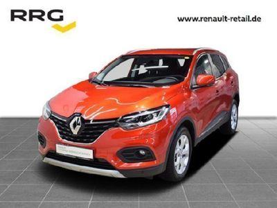 gebraucht Renault Kadjar 1.3 TCE 140 GPF LIMITED AUTOMATIK SUV