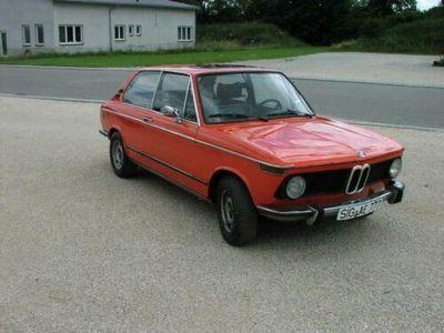 käytetty BMW 1802 2002 Touring Teilrestauriert