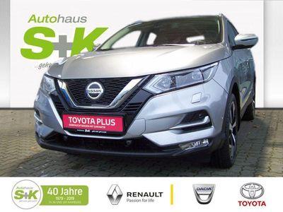 gebraucht Nissan Qashqai TEKNA*LED*NAVI*LEDER*360 GRAD*