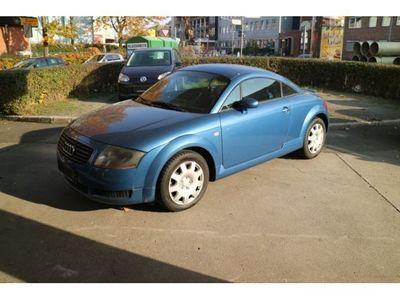 gebraucht Audi Coupé KLIMA/LEDER/SHZ