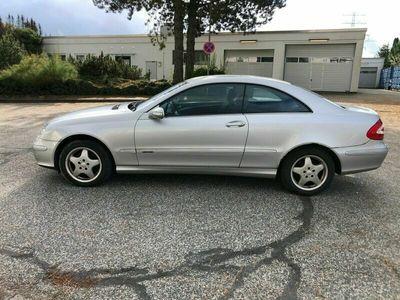 gebraucht Mercedes CLK240 Coupe ***Modell 2002***