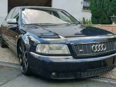 gebraucht Audi A8 S8D2 FL V-Max 300km/h MTM/Bilstein no Airride