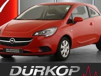 gebraucht Opel Corsa E Edition 1.4 Allwetter Bluetooth