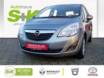 gebraucht Opel Meriva COLOR EDITION 5-TüRIG 1,4 ABS
