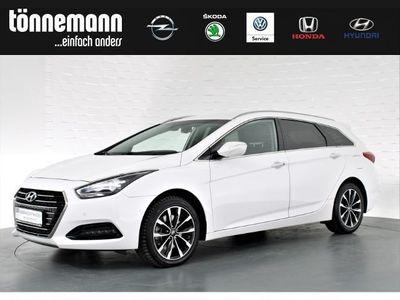 gebraucht Hyundai i40 1,7 CRDi Style ISG, Navi, Parkpilot, Sitzheizung, Rückfahrkamera