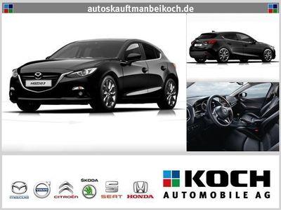 gebraucht Mazda 3 S SKYACTIV-G 165 6GS AL-NAKAMA NAV top (Navi)