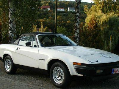 gebraucht Triumph TR7 als Cabrio/Roadster in st.julian