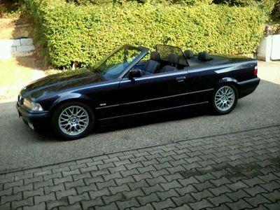 gebraucht BMW 328 Cabriolet iA E36 Individual 100% Origi... als Cabrio/Roadster in Aichach