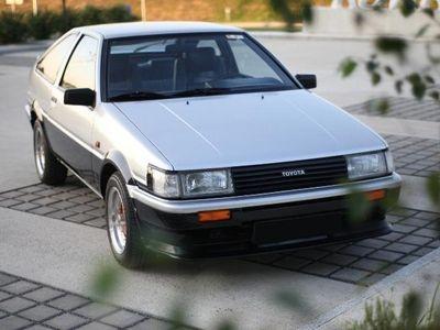 gebraucht Toyota Corolla 16 V GT (Hotline) AE86