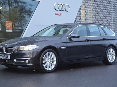 used BMW 520 d Touring Steptronic AHK Tempo