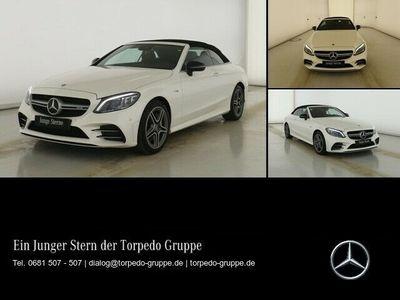 gebraucht Mercedes C43 AMG AMG 4M CABRIO AIRSCARF+NAVI+COMAND+LED+DIS