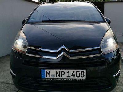 gebraucht Citroën C4 Picasso 2.0 HDi FAP 7-Sitzer Aut. Exclusive