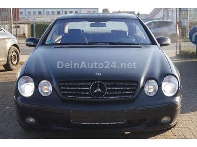 gebraucht Mercedes 500 CL 500|Vollausstattung|BiXenon|Navi|ABC-Fahrwerk